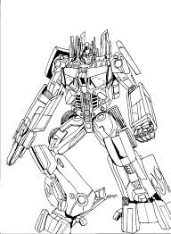 Transformer Coloring Pages Optimus Prime Prosecure Me Bumblebee Coloring Pages