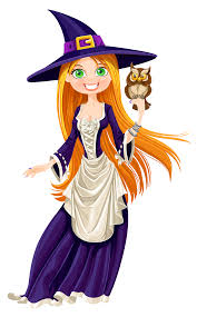 halloween png halloween witch with owl png clipart gallery yopriceville