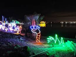 Zoo Lights In Houston by Of Golden Roses Christmas On The Island Galveston Texas