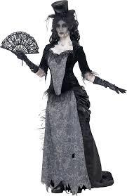 midnight spirit halloween costume amazon com smiffys women u0027s ghost town widow costume clothing