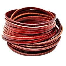 bracelet cuff leather images Wrap bracelet bangle red leather bracelet women jpg