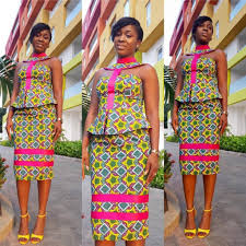 skirt and blouse creative ankara skirt and blouse styles for fashionable
