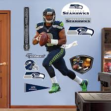 amazon com nfl seattle seahawks wilson wall graphics