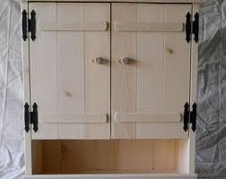 Pine Bathroom Furniture Bathroom Cabinet Etsy