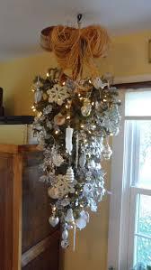 44 best upside down christmas trees images on pinterest upside