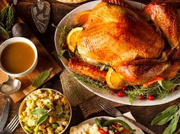 talking turkey at thanksgiving merriam webster
