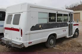 1984 ford econoline e350 bus item h1496 sold april 1 go