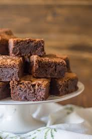 lovely little kitchen extra thick and fudgy homemade brownies lovely little kitchen