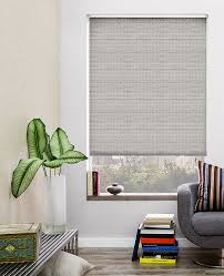 Make Your Own Roller Blinds Roller Shades Are A Modern Window Look Go As Minimal Organic Or