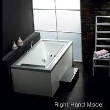 jacuzzi bathtubs canada whirlpool bathtub for one person am146 perfect bath canada