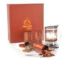 2013 tea lovers gift guide loose teas green tea black tea