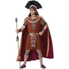 halloween costume native american c905 mayan king native indian mens wild west warrior halloween
