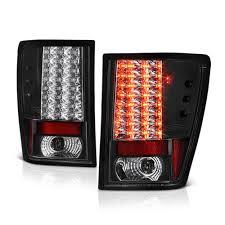 jeep grand cherokee led tail lights infinity black led tail lights vipmotoz