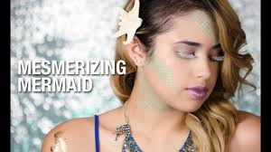 Wet N Wild Halloween Makeup by Wet N Wild Beauty Fantasy Makers Mesmerizing Mermaid Tutorial