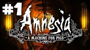 amnesia a machine for pigs gameplay walkthrough playthrough part