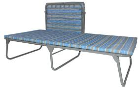 Folding Cot Bed Blantex Xb 6 Wide Heavy Duty Steel Folding Cot