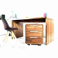 bureaux bois massif bureau enfant bois massif beau bureau modulable achat bureau