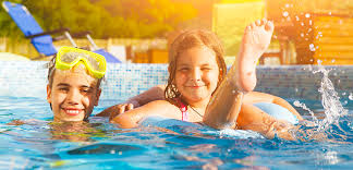 Backyard Pool Safety by Jump Right In Swimming Pool Safety