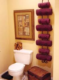 bathroom towel ideas rousing wine rack used as towel rack wooden wine rack towel herwall