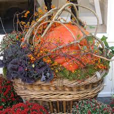 Fall Landscaping Ideas by Ideas For Fall Container Gardens