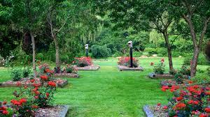 Chicago Botanic Garden Map by Friendship Botanic Gardens