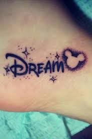 15 disney tattoos that are wonderfully magical look