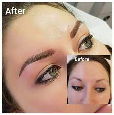 eyebrow feather tattoo uk 3d eyebrow feathering in birmingham by designing faces