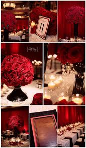 Halloween Wedding Table Decorations Best 25 Red And Black Table Decorations Ideas On Pinterest