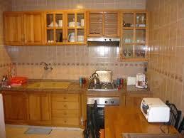 modele placard de cuisine en bois model placard cuisine amacnagace dans un ancien placard la