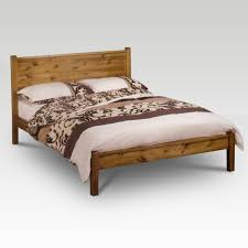 sutton pine bedframe from house of reeves