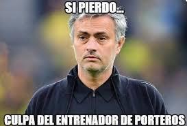 Mourinho Meme - mejores memes de la goleada del city de pellegrini al chelsea