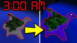 blue seed minecraft pocket edition at 3 00 am playing mcpe at 3 00 am with