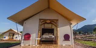 tent cabin gling in colorado gling cabins echo canyon cground