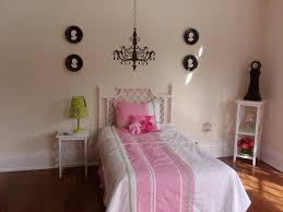 Cheap Chandeliers For Bedrooms Bedroom Remarkable Stunning White Wall And Charming Girls Room
