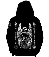 Grey And White First Prayer Deathspell Omega