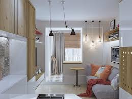 home designs orange loft apartment color theme 4 super tiny