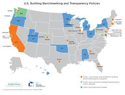 Map Performance Performance And Sustainability Trends In 2017 Sefaira
