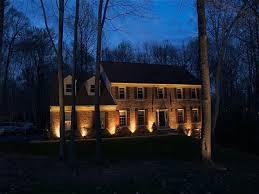 outdoor landscape lighting ideas