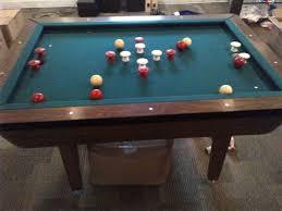 used bumper pool table