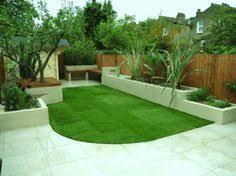 modern white garden design ideas balham and clapham london