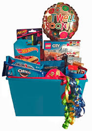 gifts for soon to be all boy lego racer get well gift basket children s gift basket