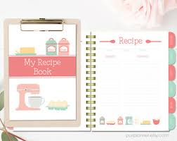 free printable recipe pages printable recipe pages cook book binder letter size recipe
