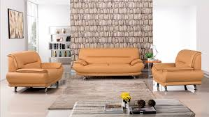 Orange Livingroom by Americaneagleinternationaltrading Arcadia Living Room Collection