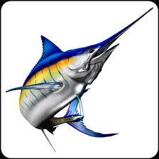 blue marlin digital fish