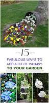 Garden And Outdoor Decor with 15 Fabulous Ways To Add A Bit Of Whimsy To Your Garden Learning
