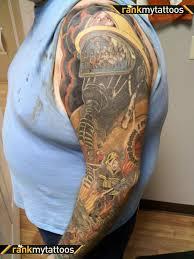 diariogenx fighter tattoos