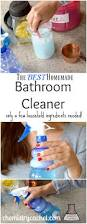 Best Bathroom Cleaner The Best Homemade Bathroom Cleaner Scientifically Proven