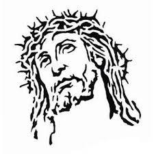 jesus cross thorns tattoo here my tattoo