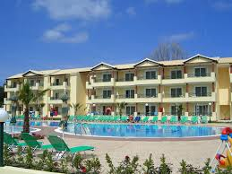 damia hotel sidari corfu greece youtube