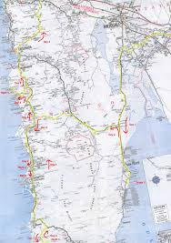 California Road Map Detailed Map Of Baja California Mexico You Can See A Map Of Many